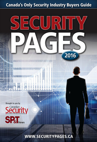 Security Pages 2016 - Buyers Guide