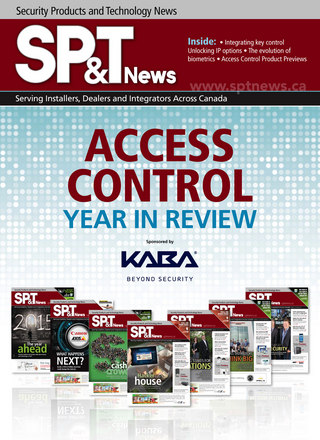 Access Control 2015 Year in Review - Sponsored by Kaba