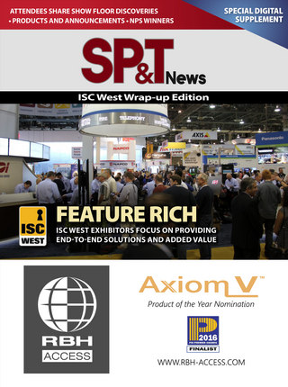 ISC West 2016 Wrap-Up Edition