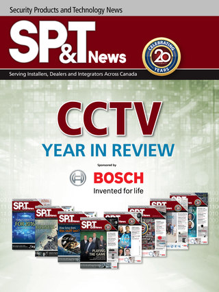 CCTV Year in Review - Sponsored by Bosch Security Systems