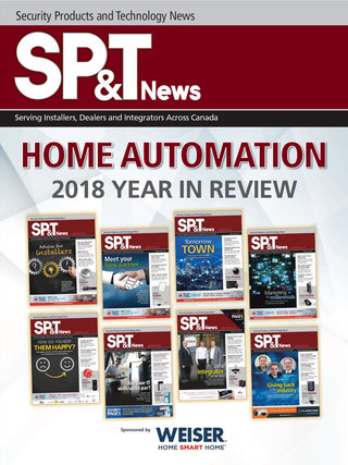 Home Automation 2018 Year in Review