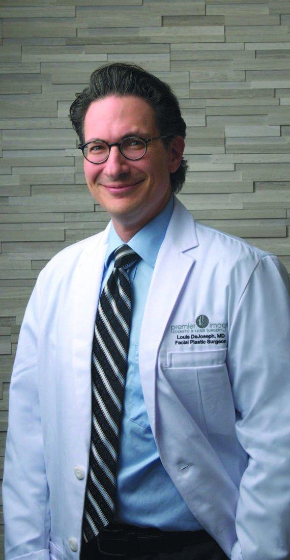 LOUIS M. DEJOSEPH, MD