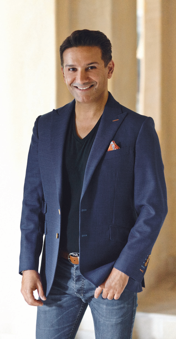 ANIL KAKAR, Photography by Christopher Logan