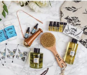 Uma's Ayurvedic Experience contains the tools needed to begin a wellness journey. PHOTO COURTESY OF BRANDS