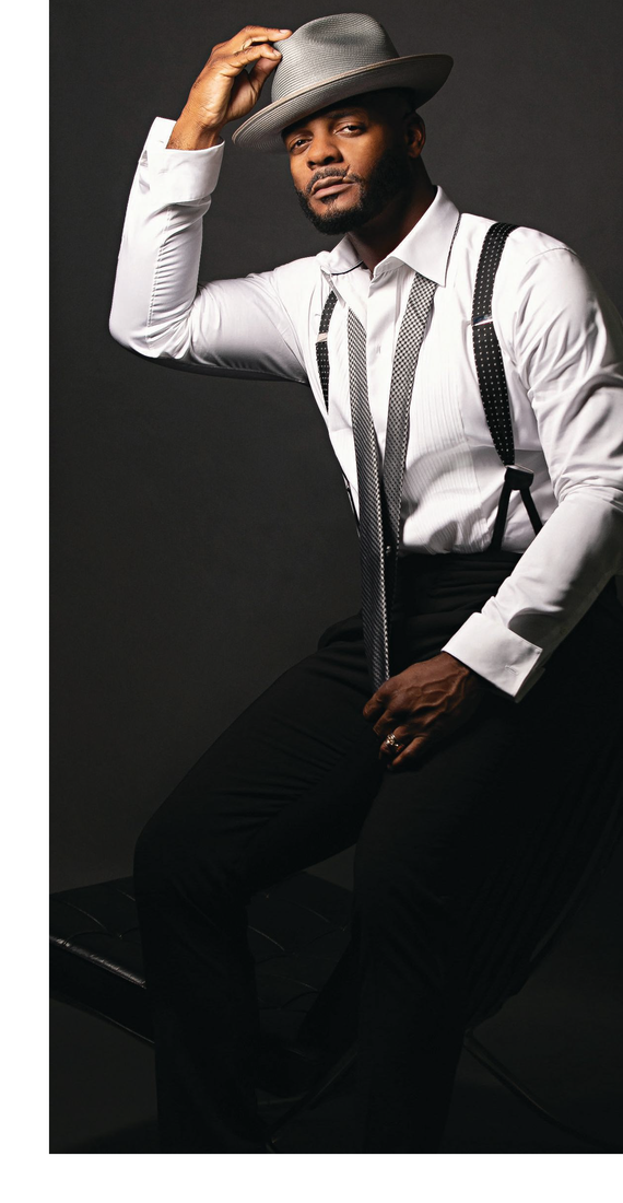 TERRENCE GRIFFIN, Photography by Tiffany Allen, Styling by MJH Studios