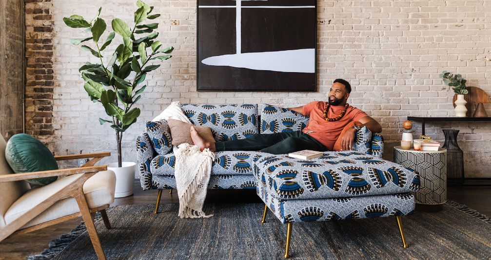 THE EKÁÀBÒ COLLECTION WEST AFRICAN-INSPIRED FURNITURE LINE