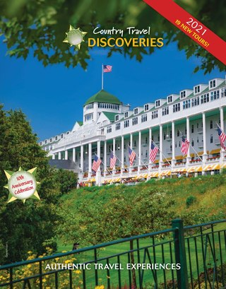 Country Travel Discoveries 2021 Catalog