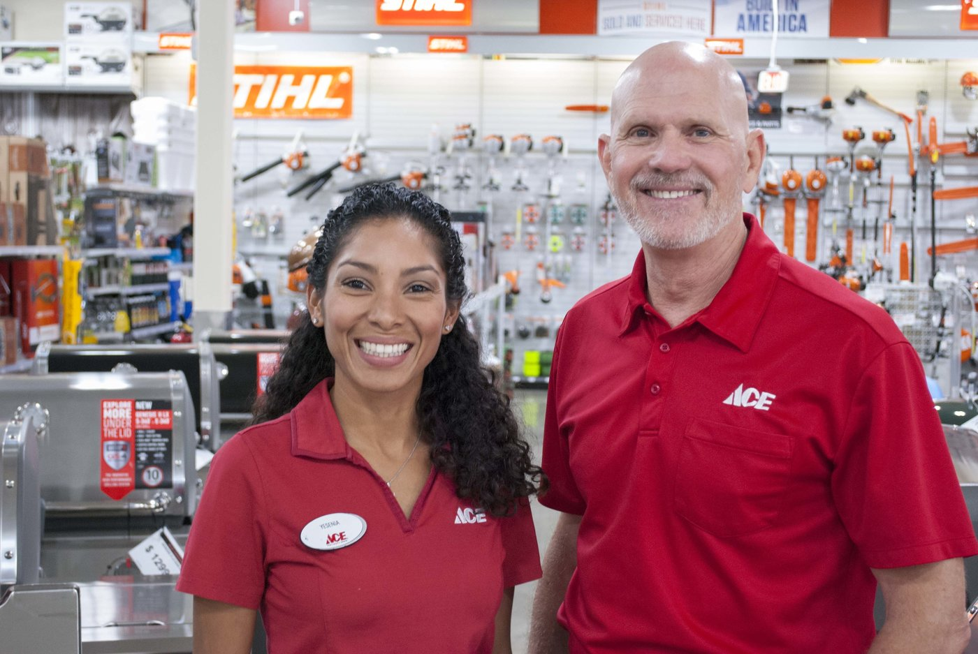 Bill and Yesenia Pastermack, who operate two Ace Hardware stores in Titusville, Fla., say they have a lot of key items on back order.