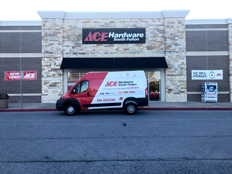 Ace Hardware of South Fulton recently opened in Atlanta.