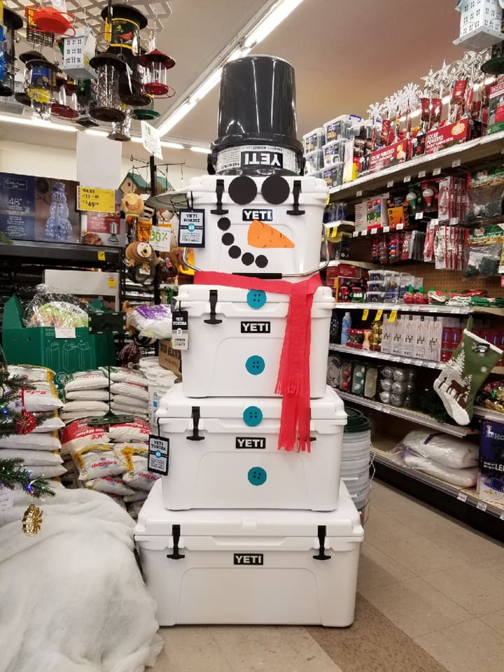 Hardware retailers should prepare their stores for the holiday selling season to begin earlier.