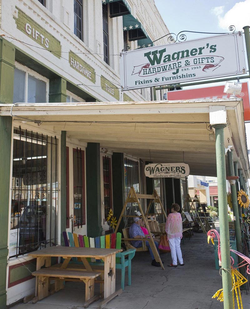 Wagner's Hardware & Gifts has been operated by the Wagner family since 1945.