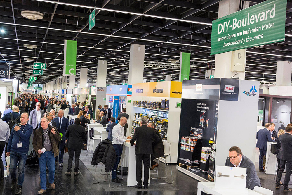 More than 2,000 exhibitors will be displaying their latest product innovations at the 2021 International Hardware Fair in Cologne, German.