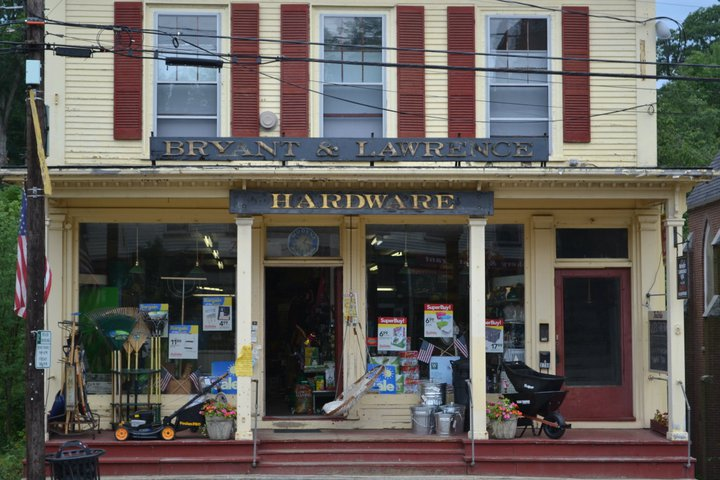 Bryant and Lawrence Hardware in Tilton, N.H., has been standing out for its service since 1859.