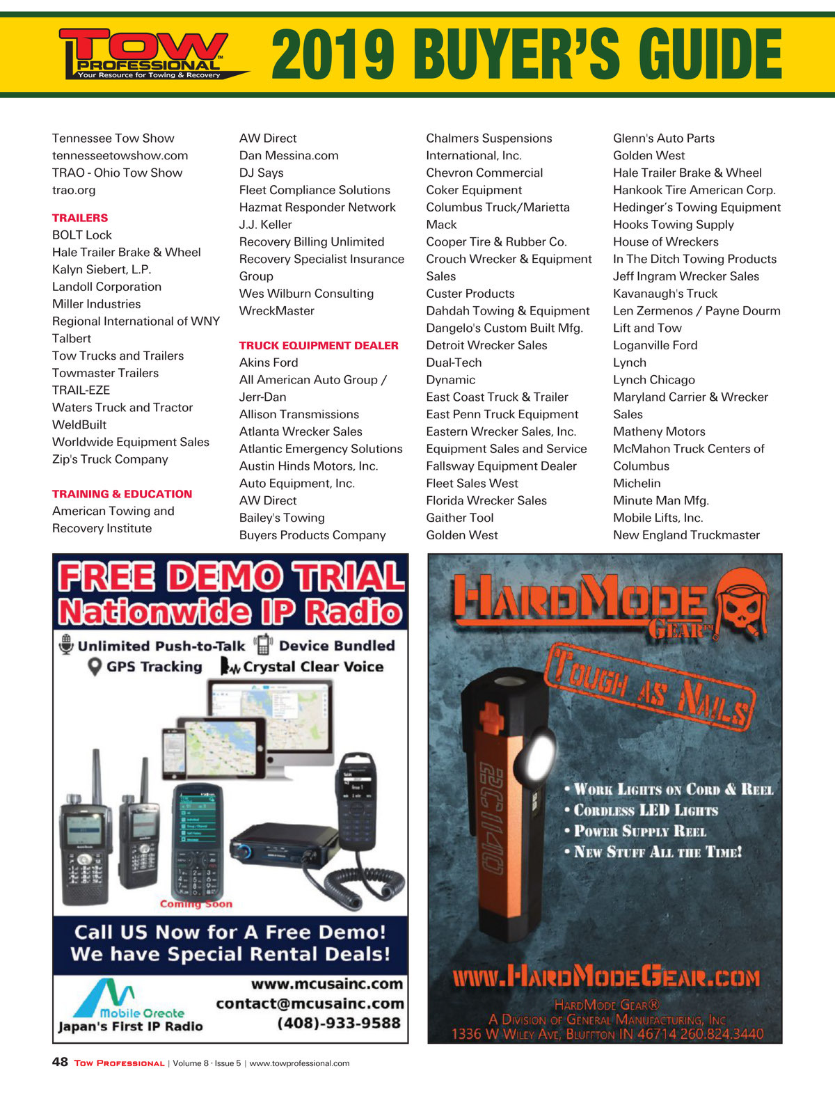 Tow Professional Volume 8 Issue 5 Advance auto parts is your source for quality auto parts, advice and accessories. xdigital spiweb com