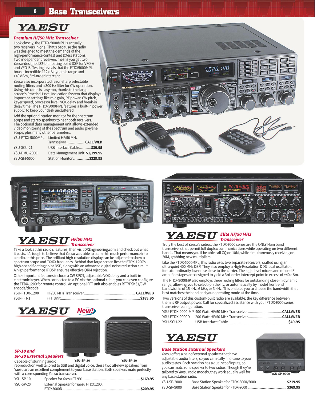 Other Test Equipment Parts & Accessories YAESU MMB-90 MOBILE ...