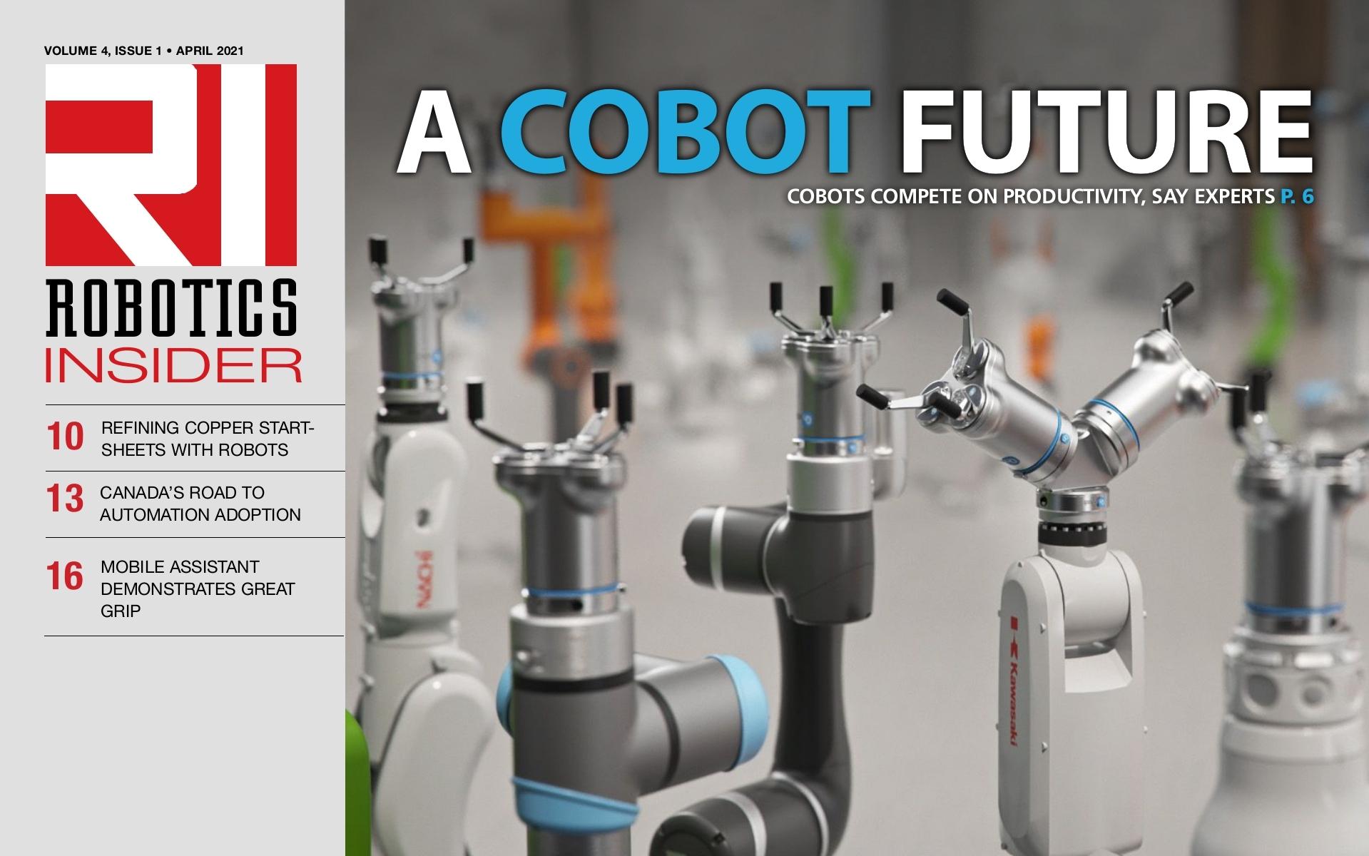 Robotics eBook April 2021