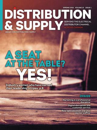 Distribution & Supply Spring 2018
