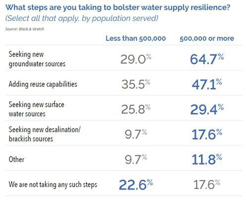 Figure 1. Steps to bolster resilience