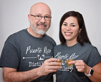 Angel and Crystal Rivera are bringing Mexican moonshine to Maryland.