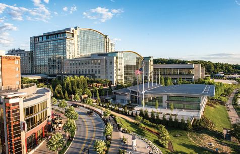 Gaylord National Resort & Convention Center.