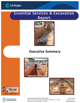 SA Water Report