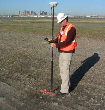 GPS survey for SUM project