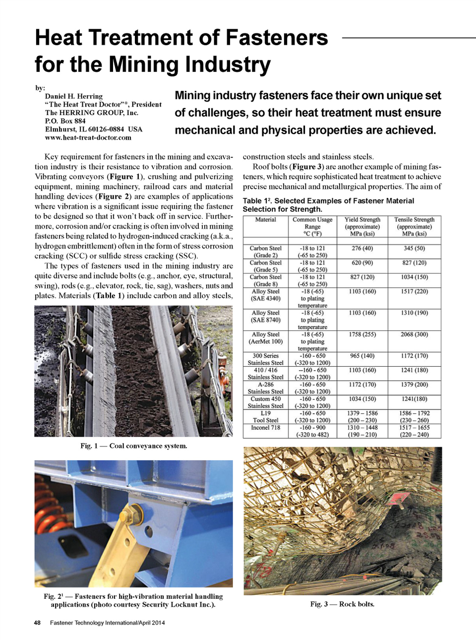 Fastener Technology International April/May 2014 Page 48