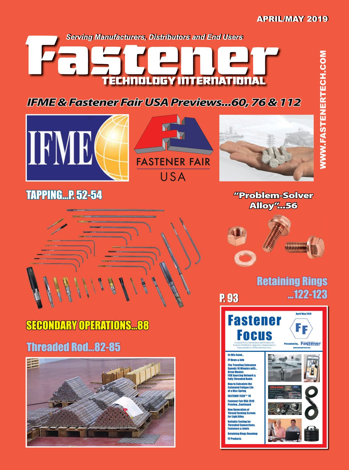 Fastener Technology International April/May 2019