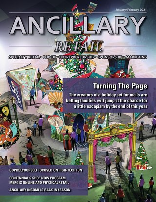 Ancillary Retail current issue