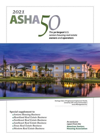 Digital edition - Seniors Housing Business