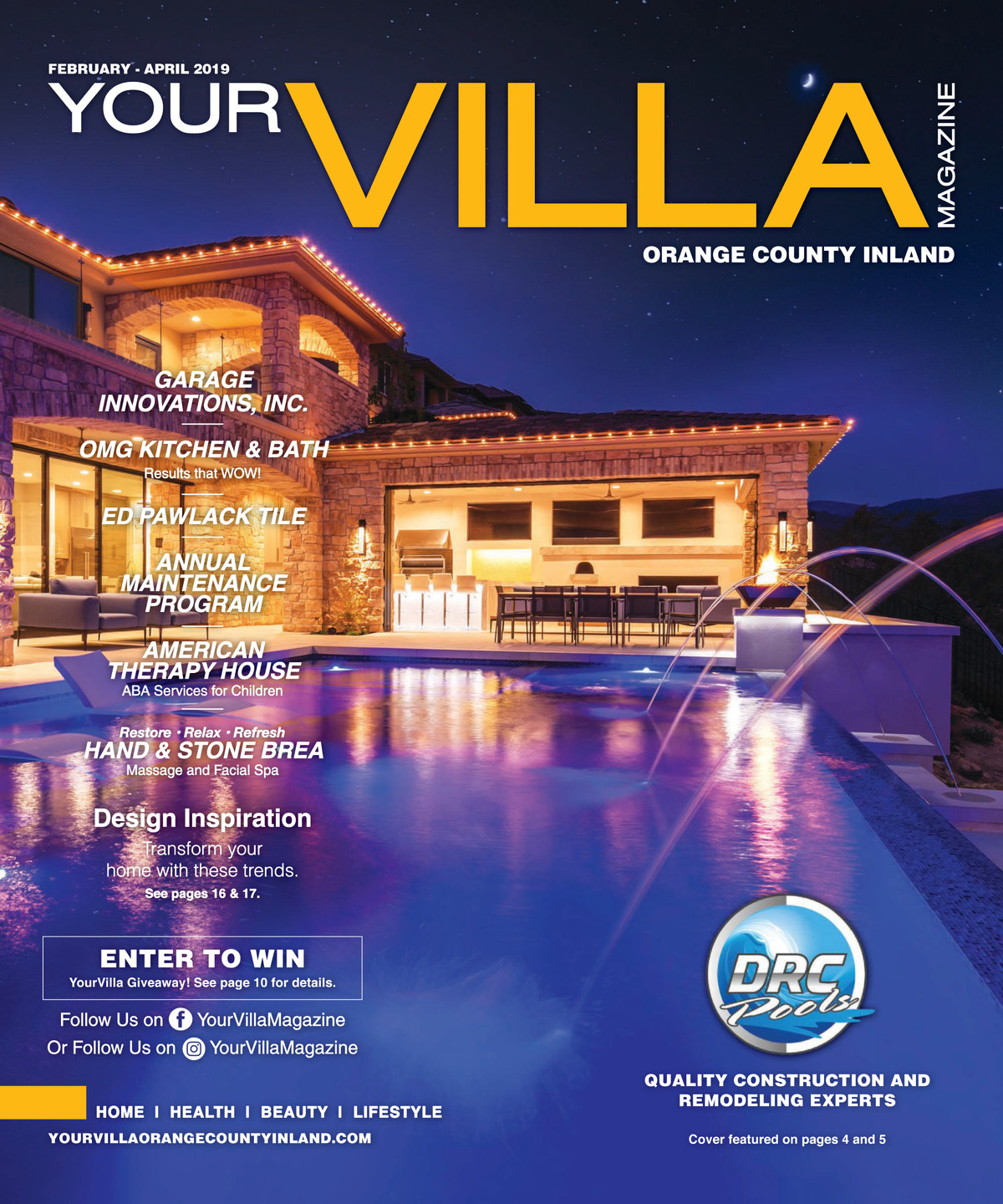 Orange County Inland Cover