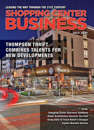 Digital edition - Shopping Center Business