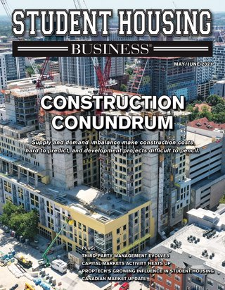 Digital edition - Student Housing Business