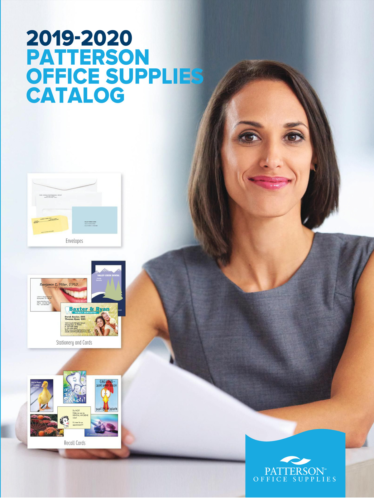 Patterson 2019 2020 Office Supplies Catalog