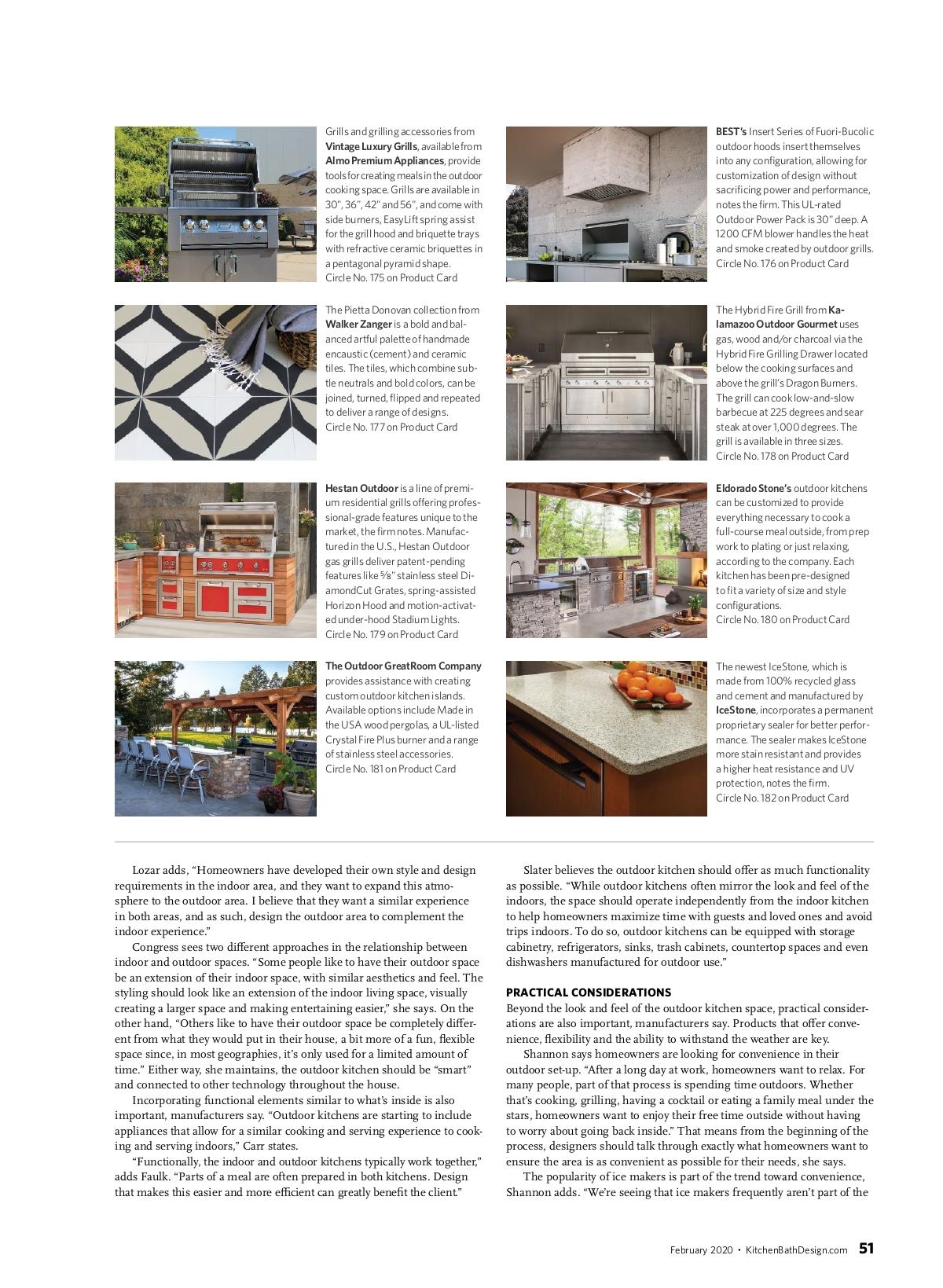 Kitchen Bath Design News February 2020
