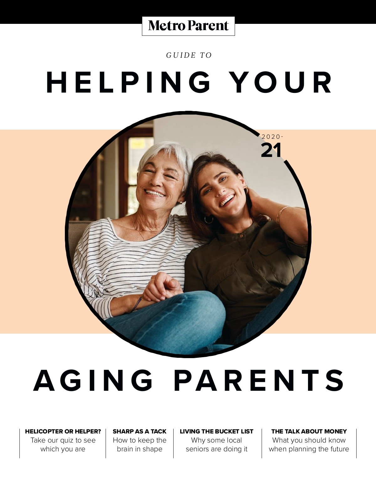 Helping Your Aging Parent 2020-21