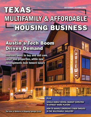 Texas Affordable Housing Business