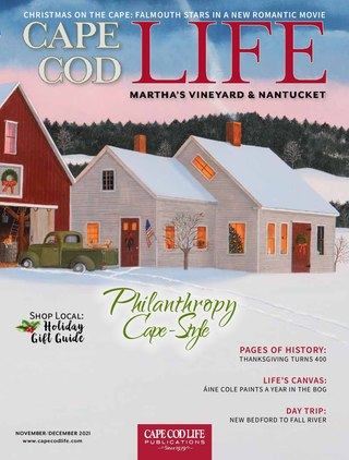 The Latest Issue of Cape Cod LIFE Magazine