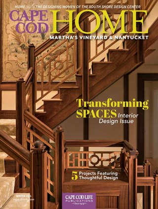 The Latest Issue of Cape Cod HOME Magazine
