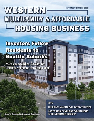 Western Multifamily & Affordable Housing Business