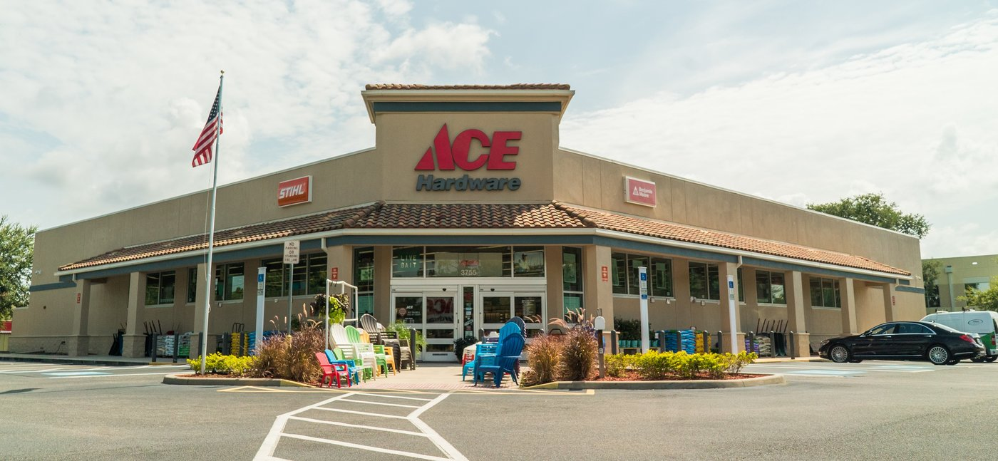 University Ace Hardware is Walter Toole's 10th store in the Orlando area.