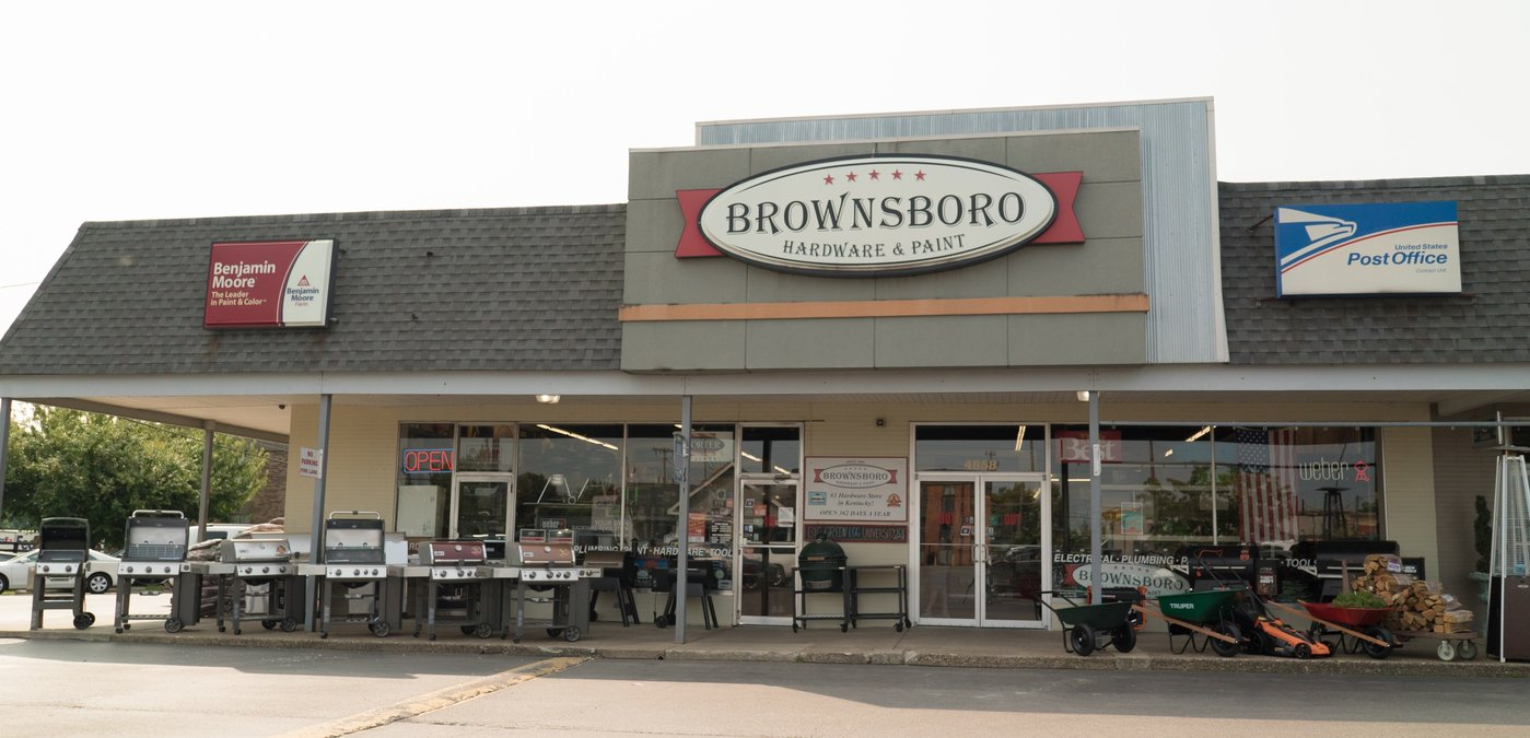 Brownsboro Hardware & Paint routinely ranks number one in regional magazine, newspaper and TV lists as the area's best hardware store.
