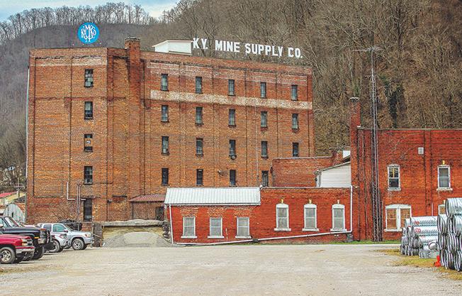 Kentucky Mine Supply PRO Hardware