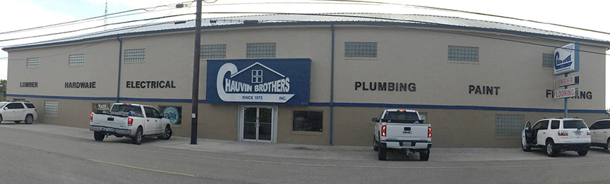 Chauvin Brothers is a Century Club retailer that dates back to 1875.