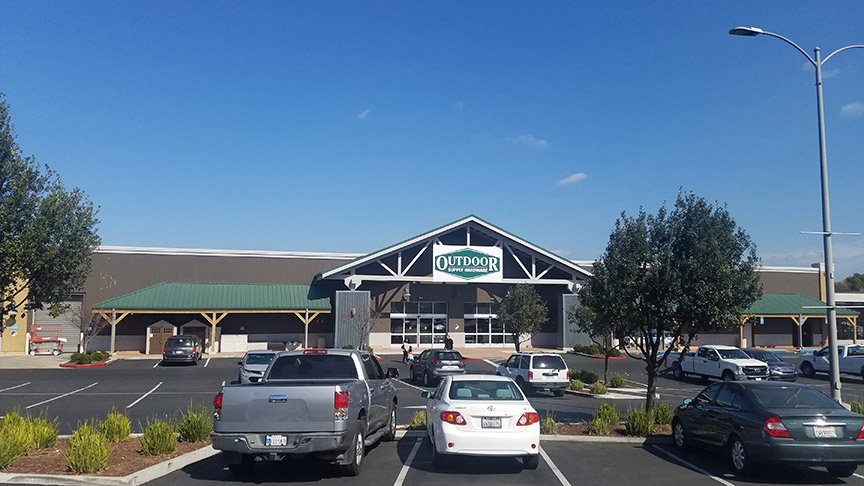 Outdoor Supply Hardware's newest store opened in San Jose, Calif.