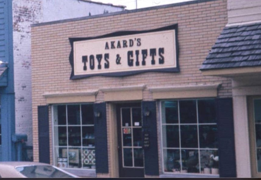 Back to the Bricks-Akard Village Hardware has opened where the family business got its start in 1955.