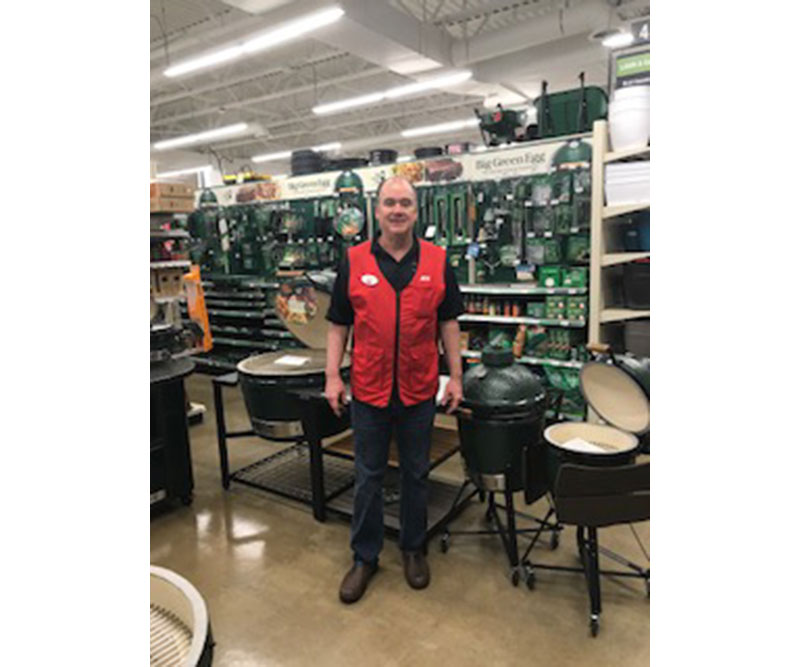 Paul Leahey is president of Schuele Ace, with two hardware and three paint stores in Buffalo, N.Y.