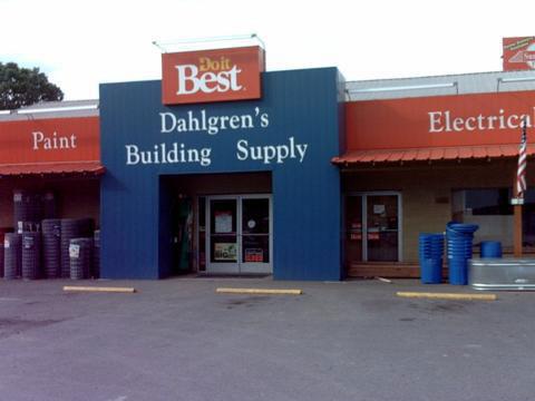 Dahlgren's Building Supply has been serving customers in St. Helens, Ore., since 1955.