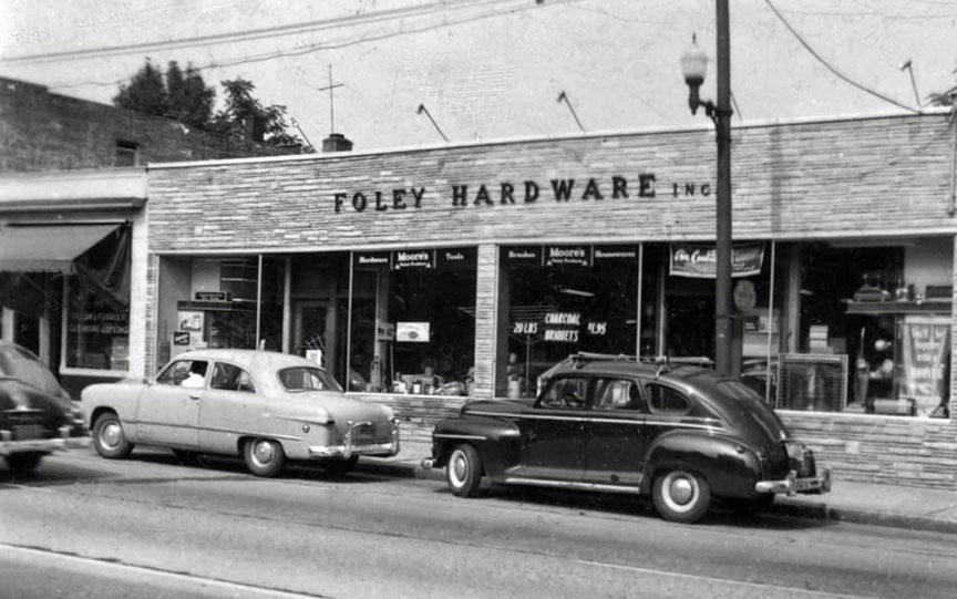 Foley Hardware