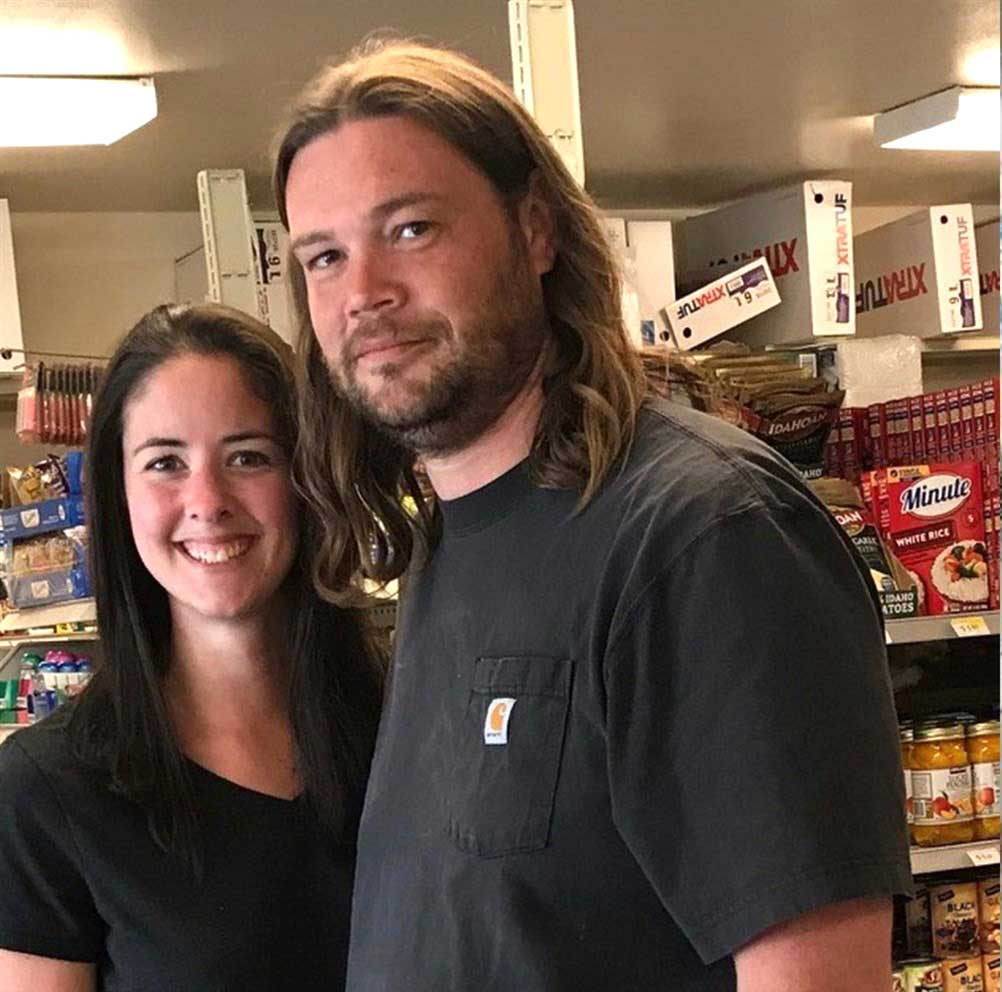 Tosh and Cassia Parker, who own ToshCo-Icy Strait Wholesale in the remote Alaskan town of Gustavus, have put in a herculean effort to keep their community stocked with food and essential items during the pandemic.